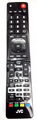 JVC LT-24C341 TV Remote Control